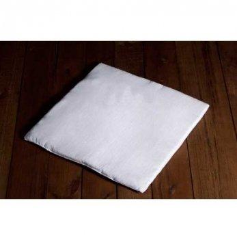 Подушка льняная в кроватку (ткань хлопок), ЛинТекс