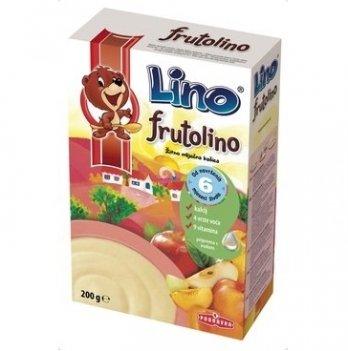 Каша пшеничная Podravka Lino Frutolino молочная, с фруктами 200 г