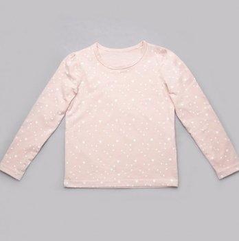 Реглан для девочки Модный карапуз Розовый 03-00993