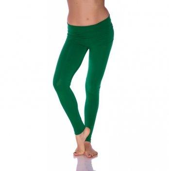 Лосины с шортами Zen Wear Палау зеленые
