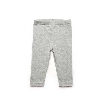 Лосины для девочки Модный карапуз ТМ Серый 03-00875