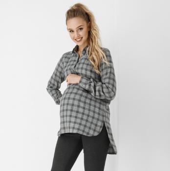 Рубашка-туника для беременных Dianora