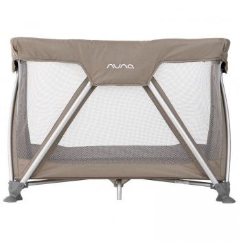 Манеж-кровать Nuna Sena Aire Aspen, бежевый