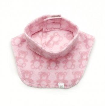 Манишка Модный карапуз Розовый 03-00930