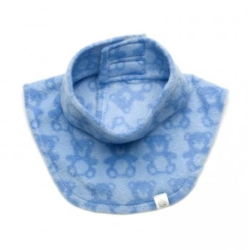 Манишка Модный карапуз Голубой 03-00930