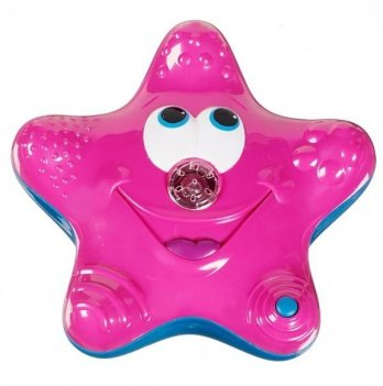 Игрушка для ванной Звёздочка-фонтан, Munchkin, розовый