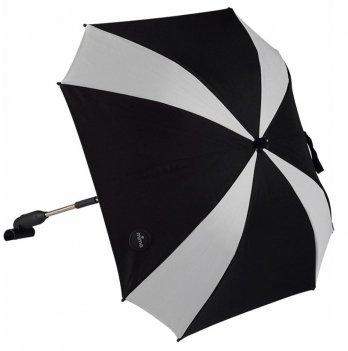 Зонтик для коляски Mima Черный/Белый 13662 S1101-08BW2