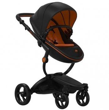 Коляска-трансформер Mima Xari REBEL Limited Edition Черный 71018 A115-06111RE