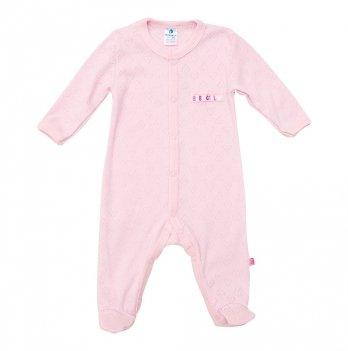 Человечек Minikin розовый ажурный ластик