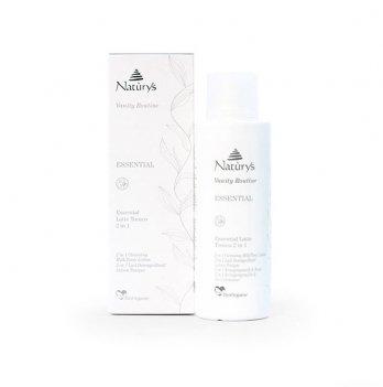 Эссеншиал 2 в 1, очищающее молочко/тонизирующий лосьен, 200мл, Bema Cosmetici