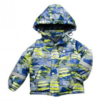 Куртка-жилет для мальчика Модный карапуз Синий 03-00838