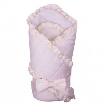 Конверт-одеяло на выписку зима Flavien 1007/02/у молочный