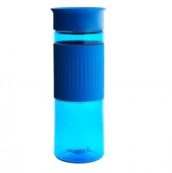 Бутылка-непроливайка Miracle 360 Hydration Munchkin 012492 голубой 710 мл