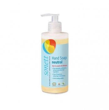 Органическое нейтральное жидкое мыло Sonett. 300 мл