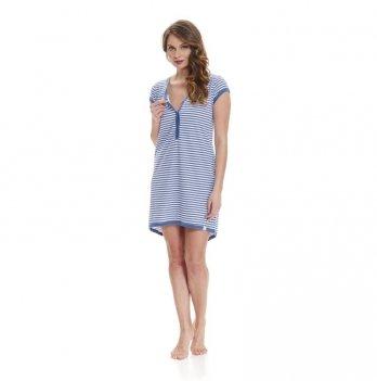 Ночная рубашка Dobranocka TM.5038 royal blue