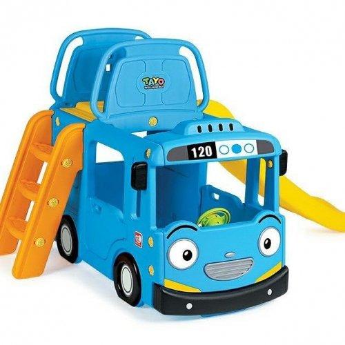 Автобус-горка TAYO (3-в-1), Ya-Ya-Toy