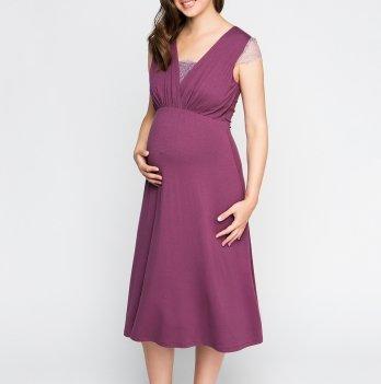 Платье для беременных и кормящих мам Creative Mama Acai, домашнее