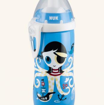 Поильник NUK First Choice Flexi Cup, с трубочкой, 300 мл