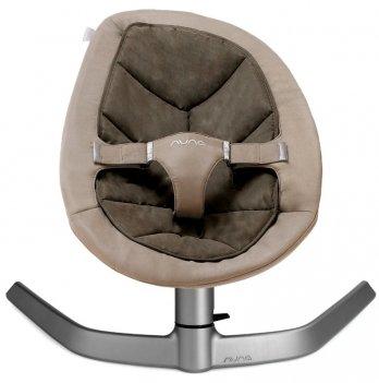 Кресло-качалка Nuna Leaf, коричневое