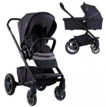 Универсальная коляска 2 в 1 Nuna Mixx2 Jett, фиолетовая