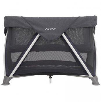 Манеж-кровать Nuna Sena Aire Aspen, темно-серый