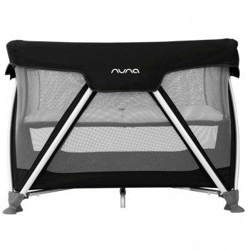 Манеж-кровать Nuna Sena Night, черный