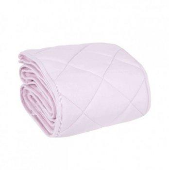 Бортики в кроватку Effiki розовые