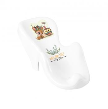 Горка для купания Tega baby Олененок Белый DZ-003-103-JELONEK