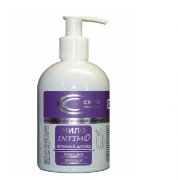 Натуральное жидкое мыло для интимного ухода