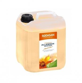 Органическое универсальное моющее средство Sodasan, Sensitive, 5 л