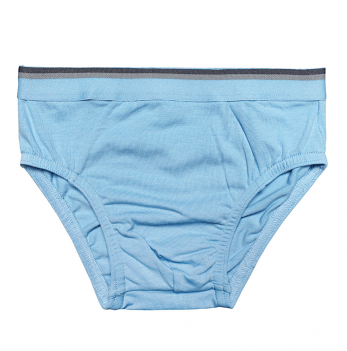 Трусы классические для мальчика Модный карапуз, голубые