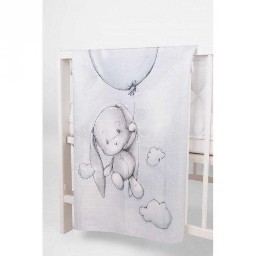 Бамбукова пеленка 70x100 Effiki з шариком