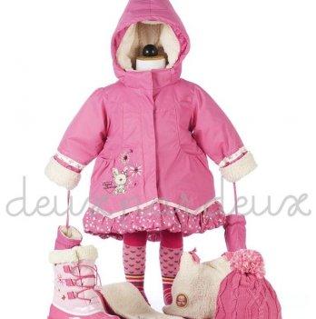 Зимняя куртка Deux par Deux A 905