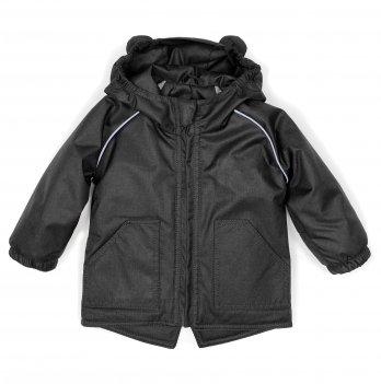Куртка детская демисезонная ДоРечі Черный 9 мес - 2 года 1964