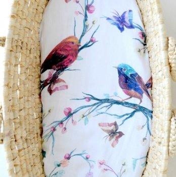 Муслиновая пеленка Embrace Птицы
