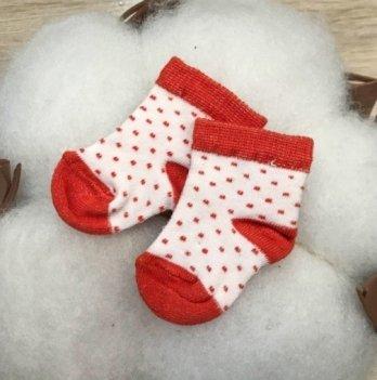 Носочки для малышей Бетис махровые, 1033, цвет красный