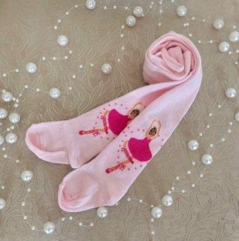 Колготки Бетис Розовый 1020