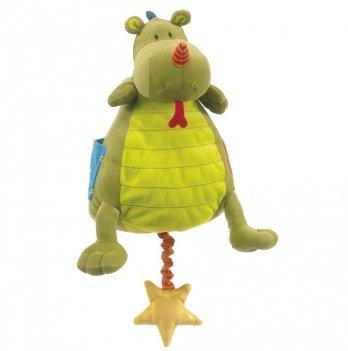 Музыкальная игрушка Lilliputens Дракон Уолтер