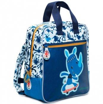 Детский рюкзак Lilliputens, носорог Мариус
