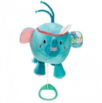 Музыкальная игрушка Lilliputiens, слоник Альберт