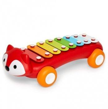 Развивающая игрушка Skip Hop Ксилофон Лиса