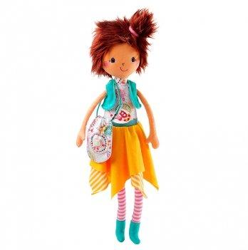Мягкая цирковая кукла Мона, Lilliputiens