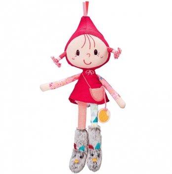 Маленькая кукла Lilliputiens, Красная Шапочка