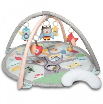 Игровой коврик с дугами Skip Hop Обитатели сказочного леса, Pastel