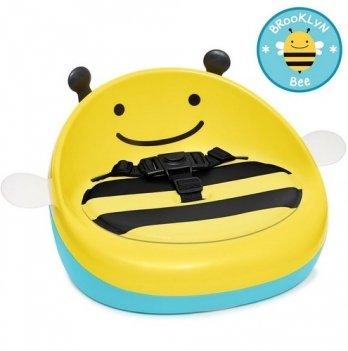 Бустер-стульчик для кормления Skip Hop Пчёлка