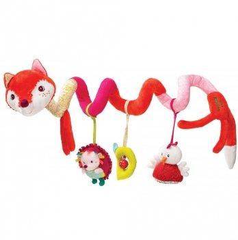 Спиральная игрушка-подвеска Lilliputens лисичка Алиса