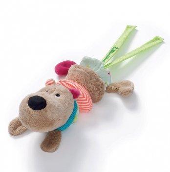 Маленькая танцующая игрушка Lilliputiens, медведь Цезарь