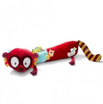 Большая развивающая игрушка-валик Lilliputens лемур Джордж