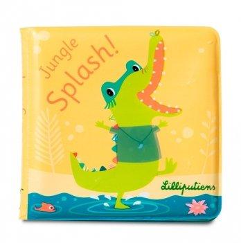 Книга для ванной Lilliputens крокодил Анатоль