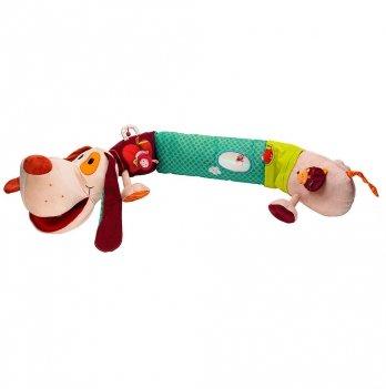 Большая развивающая игрушка Lilliputens Собачка Джеф